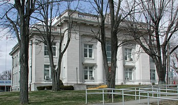 Clay County Court House