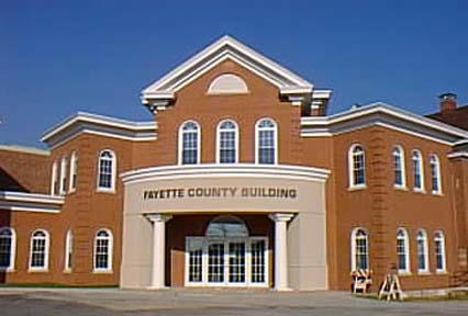 Feyette County Court house