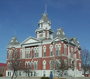 Shelby County Court House